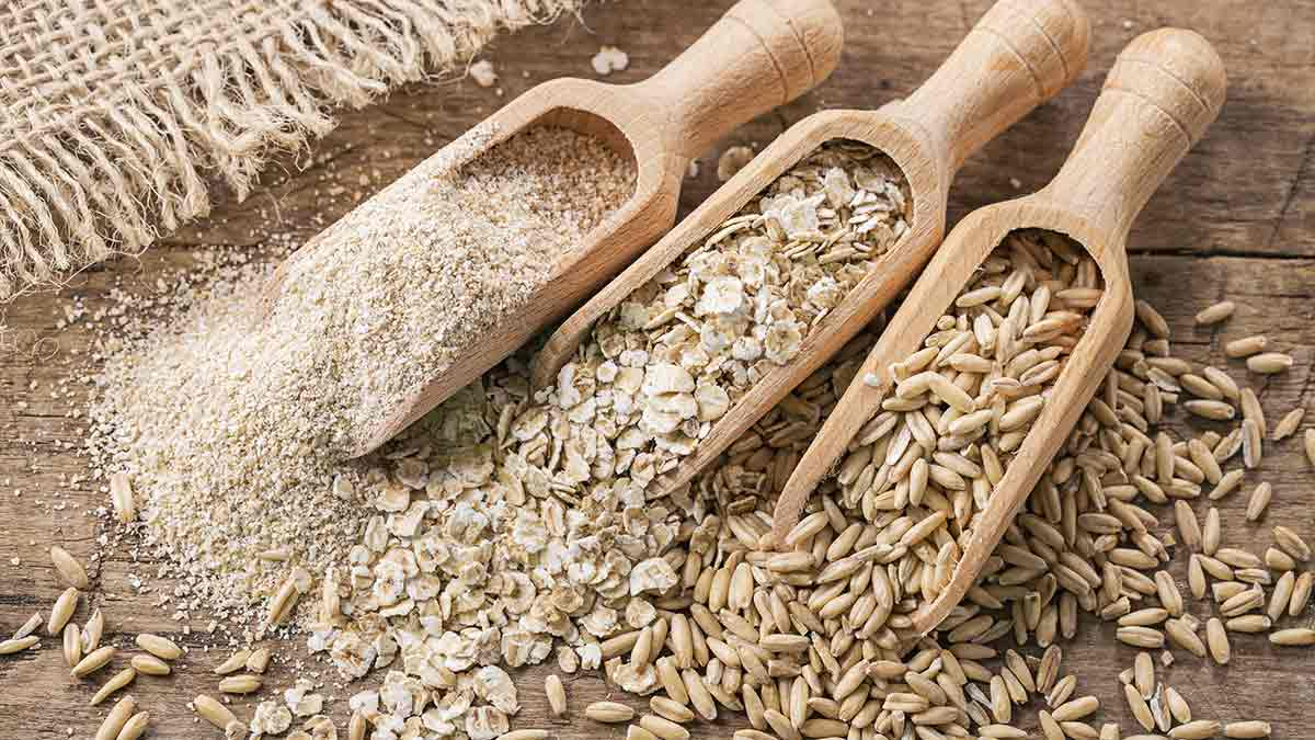 types-of-oats
