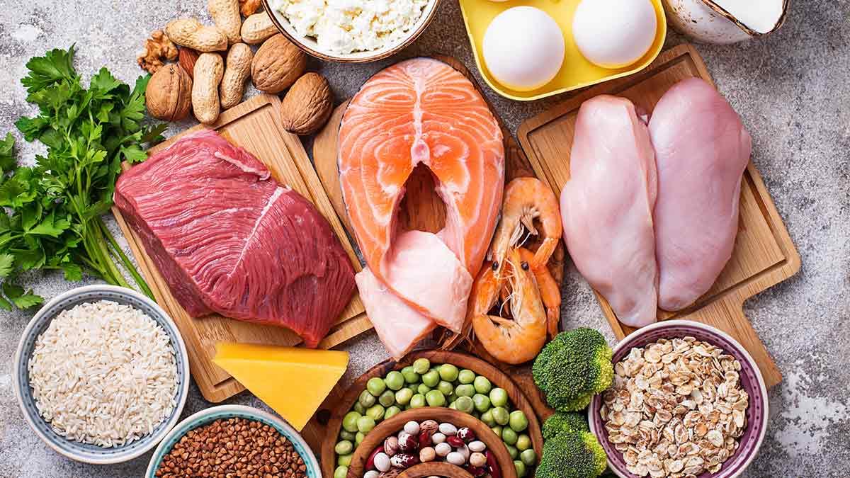 3 bonnes raisons de garnir votre assiette de protéines