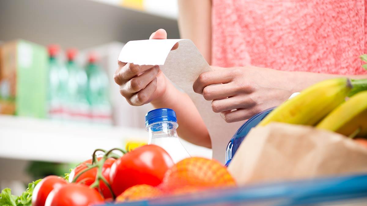 Manger mieux, c'est économique!